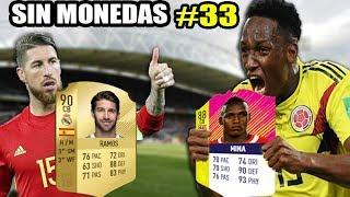 VOY POR EL MEJOR DEFENSA DEL MUNDIAL - CUAL ELEGIR  RAMOS O YERRY MINA ? - FIFA 18