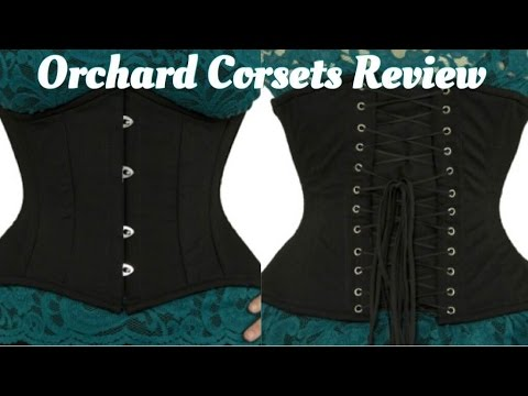 ffe3a232db Orchard Corset Review - YouTube