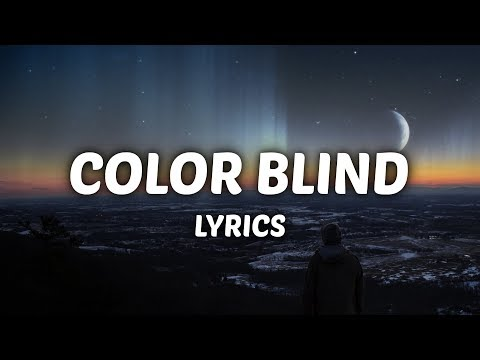 Diplo & Lil Xan - Color Blind (Lyrics)