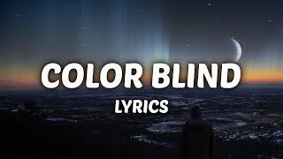 diplo amp lil xan color blind lyrics