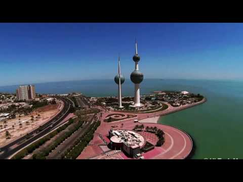 Amazing Kuwait City And More Beautiful Places in Time Lapse And Aerial