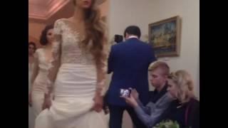 Показ ! Невесты ! Очень красивые платья !