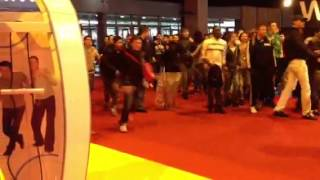 Paris Games Week opening crazy rush !