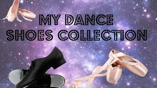 My Dance Shoes Collection! | Ribbistar