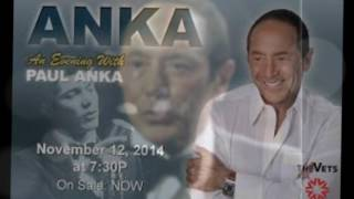 Paul Anka -  Hello Again