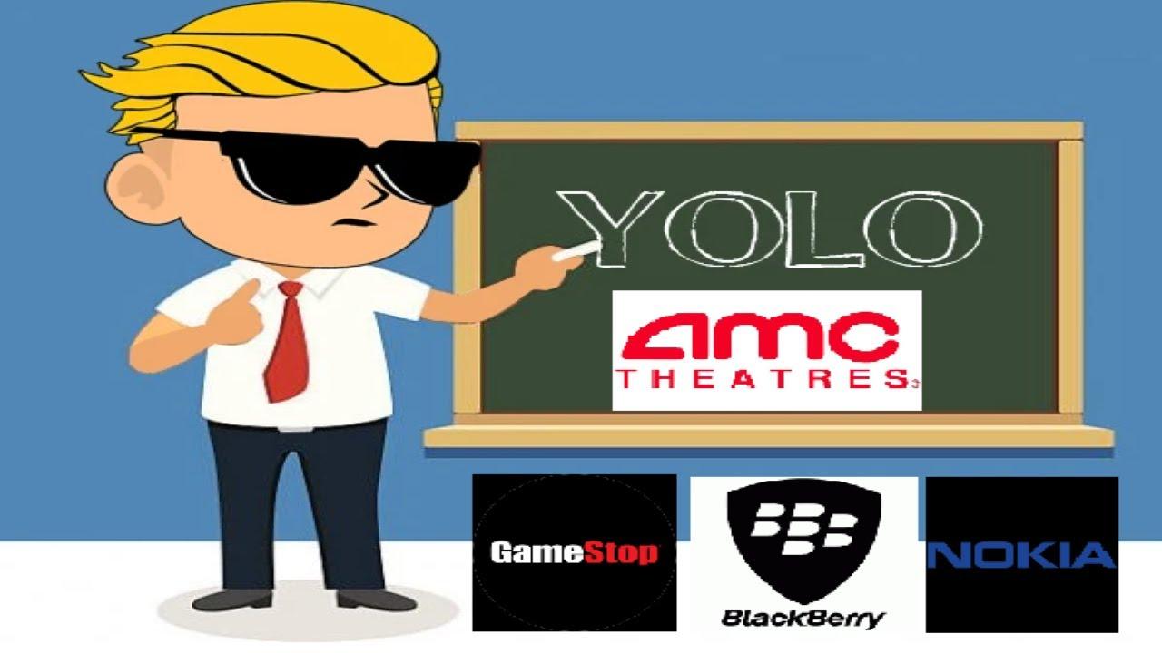 WallStreetBets Thoughts on GameStop, BlackBerry, AMC, Nokia Robinhood   Ep.5