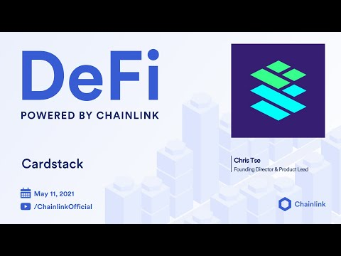 Chainlink Live | Cardstack: SaaS Crypto Payments for Merchants