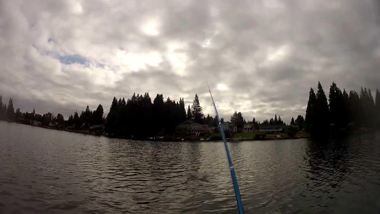Fishing at Martha Lake Washington  YouTube