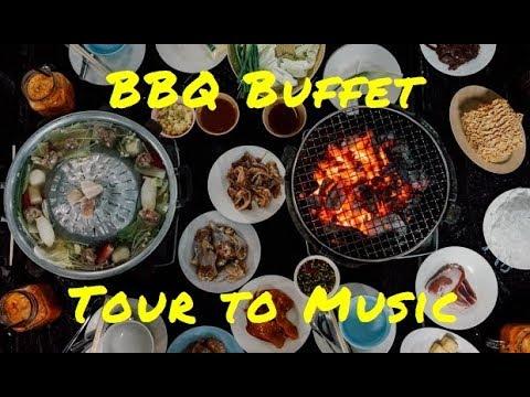 Thai Tastic finds Rom Pho BBQ Buffet, Pattaya 2018 ✅