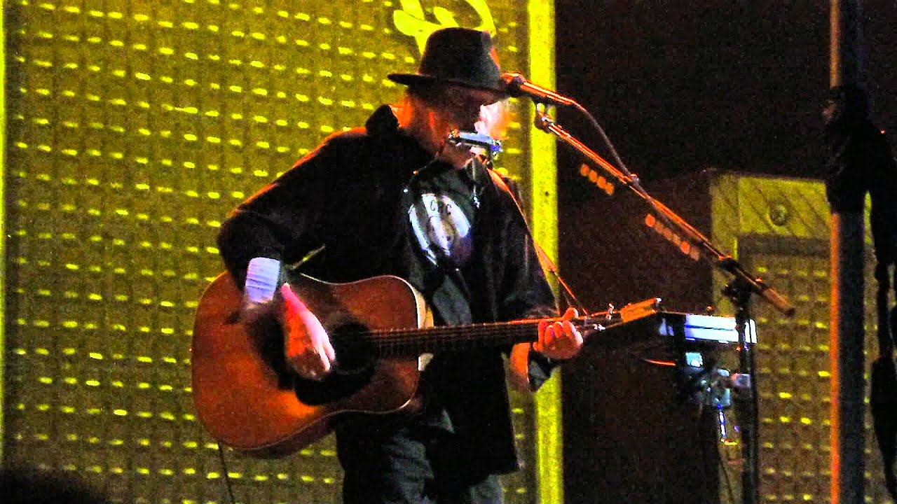 Neil Young  Heart Of Gold Tabs  AZ Chords
