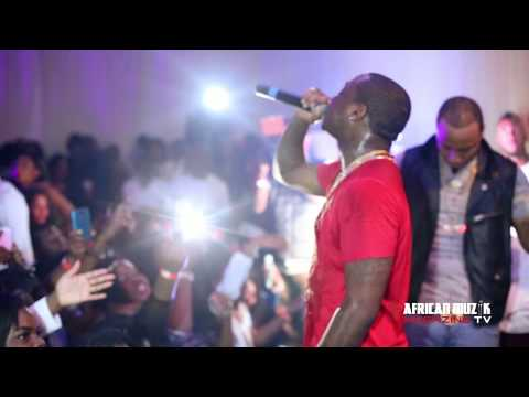 Davido US Tour Dallas Show - YouTube