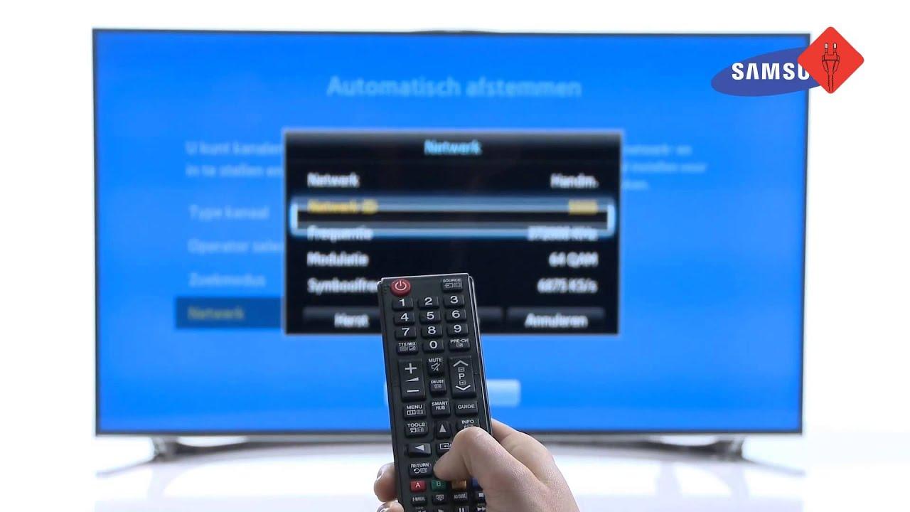 Samsung Smart TV Ziggo Digitale TV Installeren