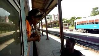 Moskito Film: El Tren de Guantanamo a La Habana part1 Cuba Kuba