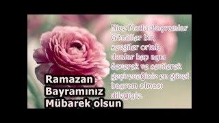Ramazan Bayramı Mesajları, En güzel sms mesajları, 2018 Bayram mesajları resimli
