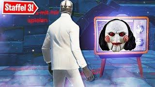 Ist Jigsaw Wirklich Tod?...   Fortnite Saw Modus!