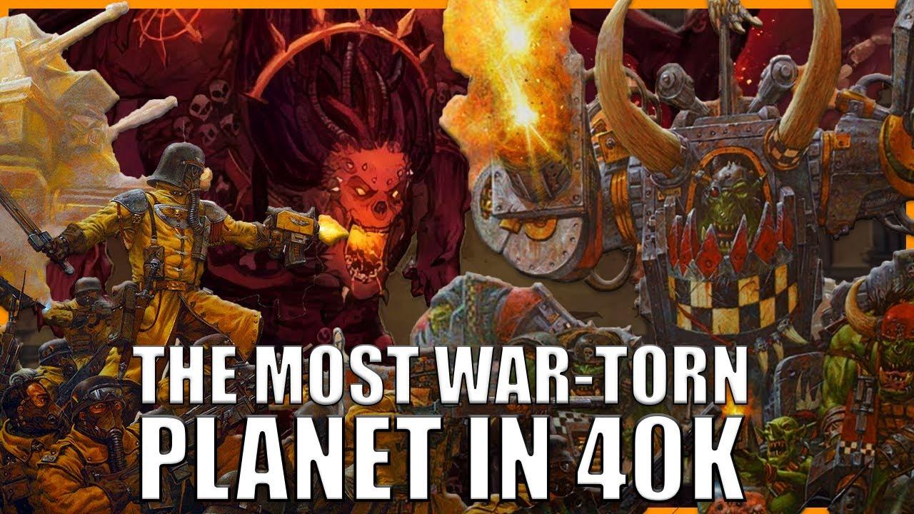 Armageddon (Ullanor) EXPLAINED By An Australian | Warhammer 40k Lore