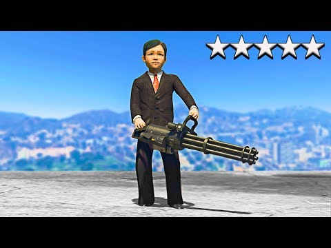PLAYING GTA 5 AS A 7 YEAR OLD KID! (GTA 5 Mods)