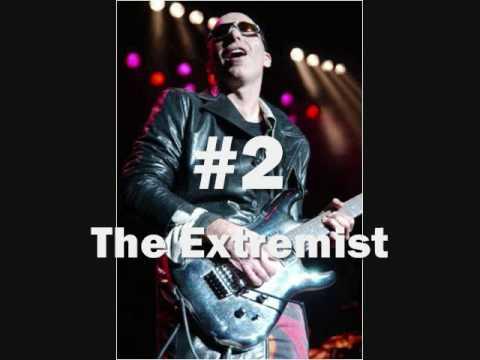 Top 10 Solos of Joe Satriani