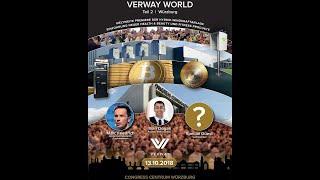 Rede von Ilhan Dogan bei der VERWAY World 2.0 in Würzburg