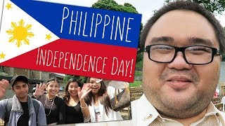PHILIPPINE INDEPENDENCE DAY! | Araw ng Kalayaan celebrations in Cardiff