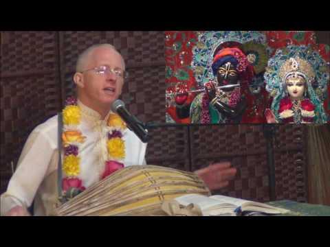 Srimad Bhagavatam Class by HG Mukunda Datta Prabhu, 07-15-17