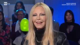 Patty Pravo Si Racconta   Domenica In 10/11/2019