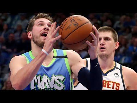 Denver Nuggets Vs Dallas Mavericks Full Game Highlights | January 8, 2019-20 NBA Season