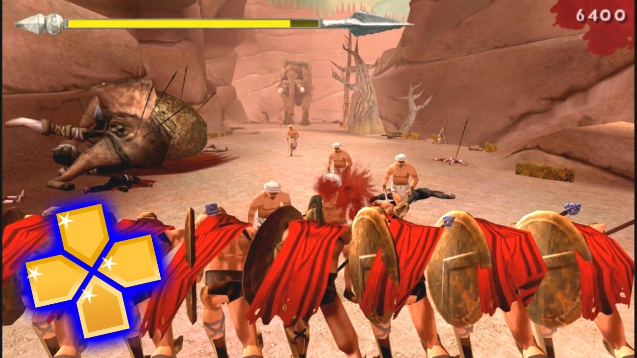300 March To Glory Ppsspp Gameplay Full Hd 60fps Youtube