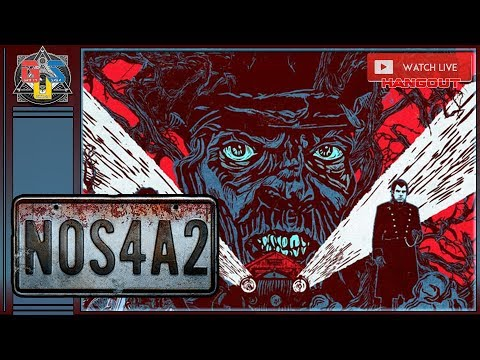 🧛NOS4A2 Season 1 Episode 1 LIVE STREAM Full Show June 2 2019 Live Watch Party + REACTION