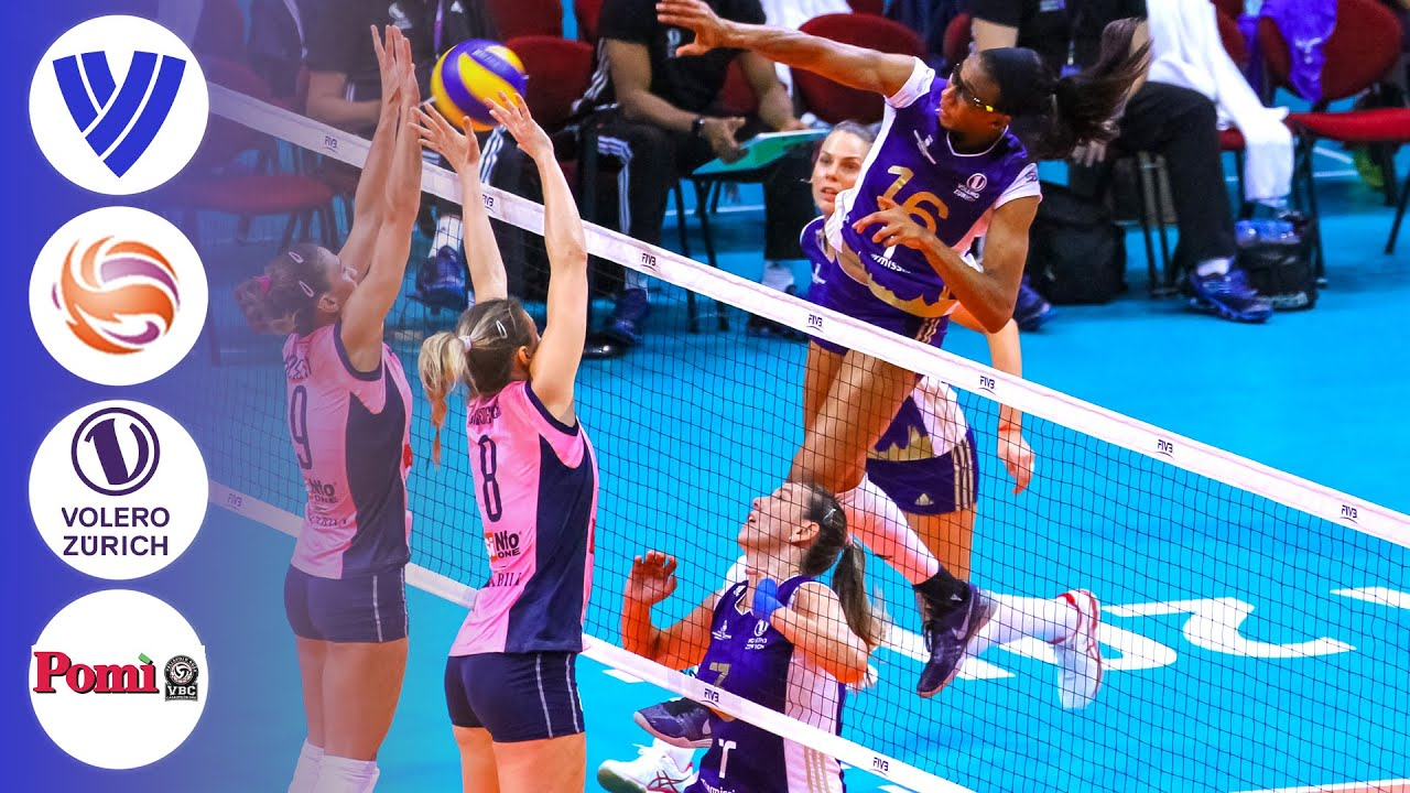 Volero Zurich vs. Pomi Casalmaggiore - FULL | Women's Volleyball Club World Championship 2016