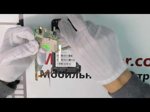 Digma HIT Q400 3G / Разбор смартфона