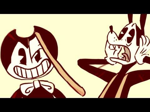 Boris Kills Bendy (Bendy and the Ink Machine Comic Dub)