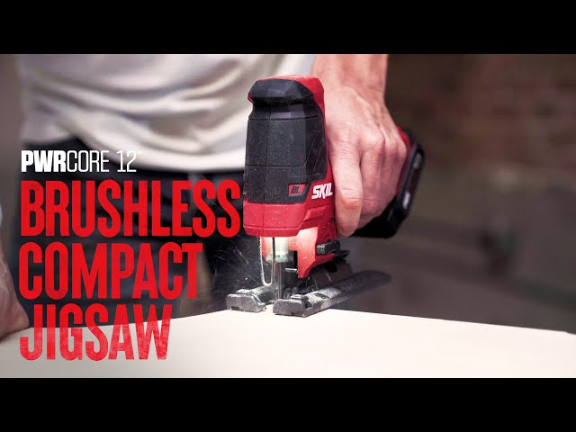 PWR CORE 12™ Brushless 12V Compact Jigsaw