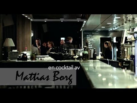 The Cobbler – Cocktail av Mattias Borg