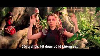 PAN & VÙNG ĐẤT NEVERLAND - Trailer 1