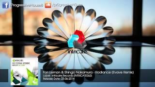 Fon.Leman & Shingo Nakamura - Radiance (Evave Remix)