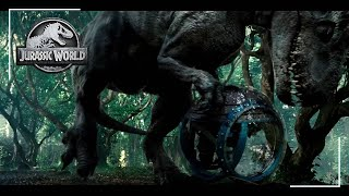 Jurassic World: Gyrosphere (Feature)