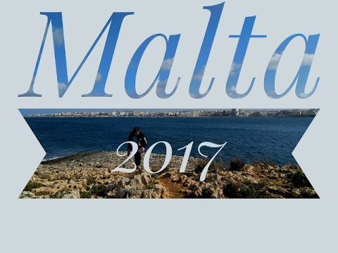 MALTA TRAVEL GUIDE 2017 PART 1: AN ESCAPE FROM UK WINTER