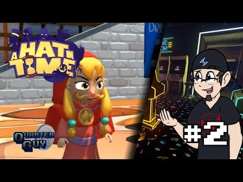 Let's Play A Hat In Time - Part 2 - Little Red Rebel Hood