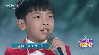 [宝贝亮相吧]歌曲《向天再借五百年》 表演:李朋嗬| CCTV戏曲 - YouTube