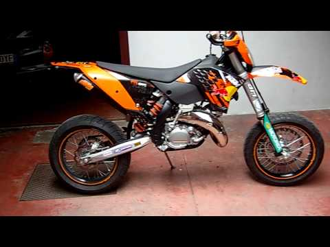 my ktm125 with pro circuit shorty doovi. Black Bedroom Furniture Sets. Home Design Ideas