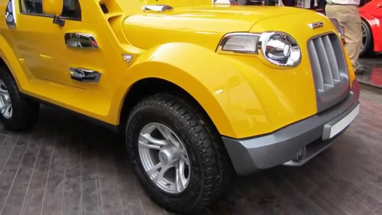 Modified Mahindra Thar By Dc In India Preferred Cars Youtube
