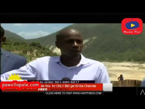 Vendredi 26 mai 2017 -  Actualité Nationale et Internationale sur Télévision Nationale d'Haïti.