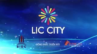 Đất nền Khu dân cư LIC City Phú Mỹ
