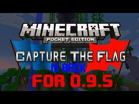 MCPE:Capture The Flag Is Back:For[0.9.5]