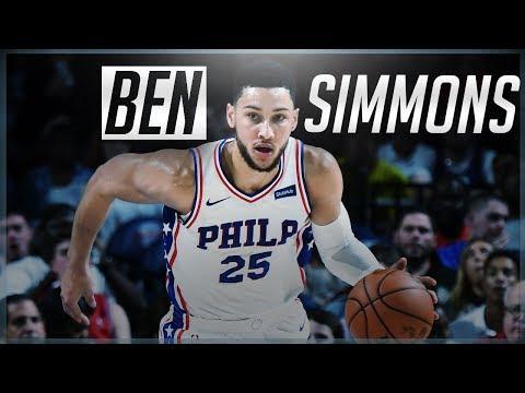 "Ben Simmons NBA Mix - ""CAN'T SAY""ᴴᴰ"
