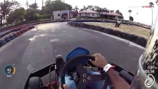 Go-Karting at Adventura, Vijayawada