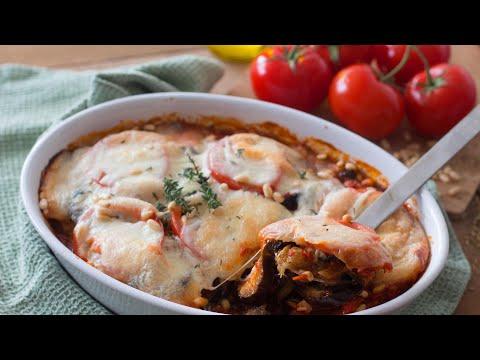 recette-de-gratin-d'aubergine-rapide-et-délicieux-!
