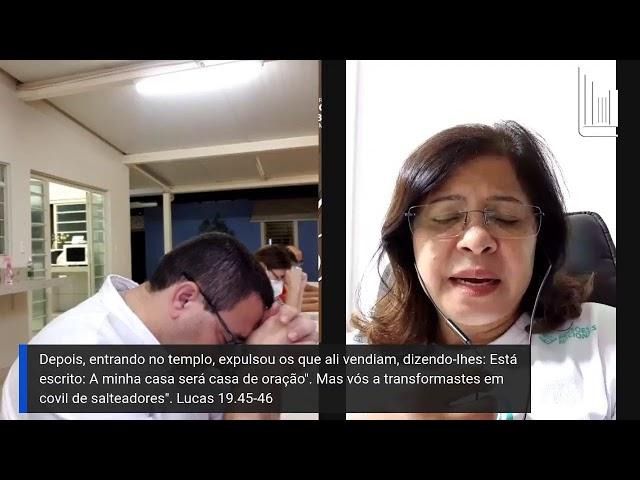 PIB em Oração - Histórias Bíblicas - Jesus Purifica o Templo - 18/08/2020