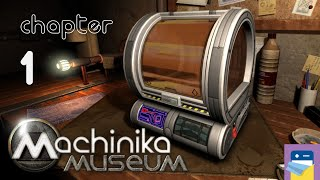 Machinika Museum: Chapter 1 Walkthrough & iOS/Android Gameplay (Plug In Digital/Littlefield Studio)